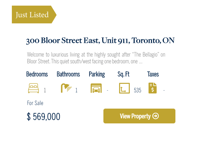 300 Bloor Street East
